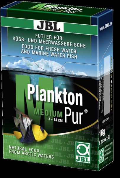 JBL PlanktonPur MEDIUM 8 x 5 g
