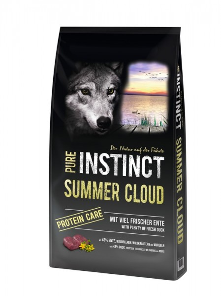 Pure Instinct Adult Ente Summer Cloud 1 Kg