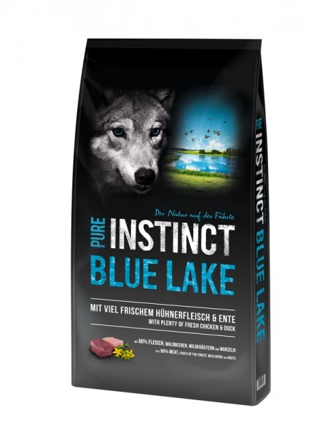 Pure Instinct Blue Lake Adult Huhn & Ente 4 kg