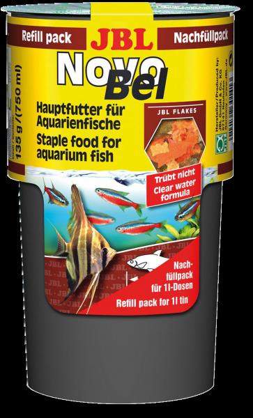 JBL NovoBel Flocken Nachfüllpack 125 g