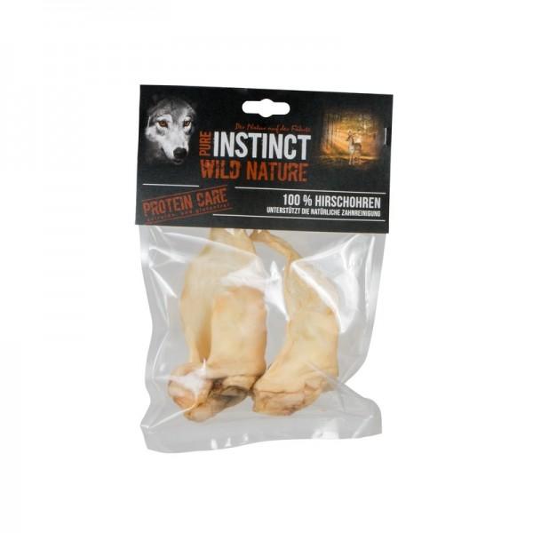 Pure Instinct Hirschohren 100 % 2 Stück