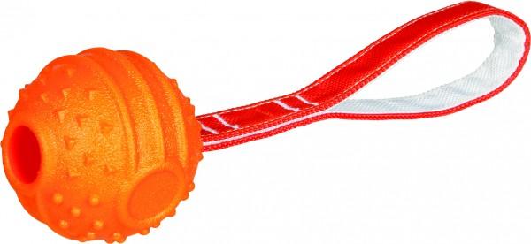 Trixie Soft & Strong Ball am Gurt 7 cm / 29 cm