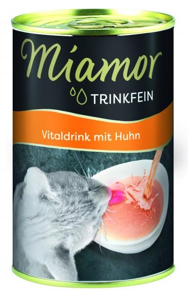 Miamor Trinkfein Vitaldrink Huhn 135 ml