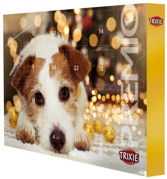 TRIXIE Xmas Adventskalender Hunde Premio 8-teilig