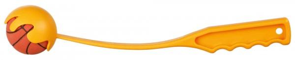 Trixie Ballschleuder mit Ball ø 6/30 cm