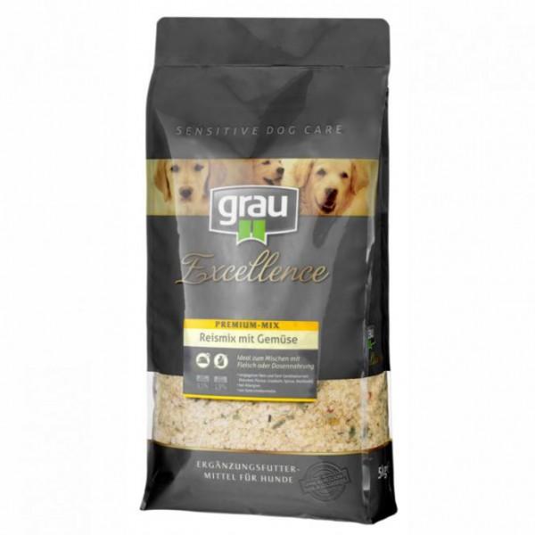 Grau Excellence Premium Mix Reismix mit Gemüse
