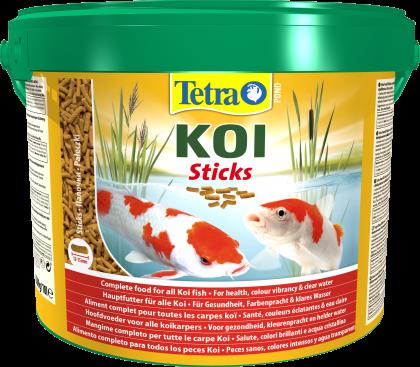 Tetra Pond KOI Sticks 10 Liter Eimer