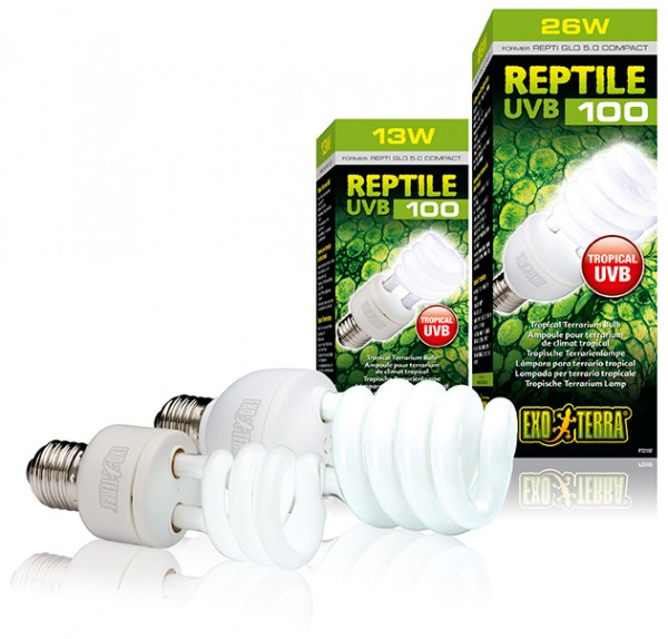 Exo Terra Reptile UVB100 (E27)