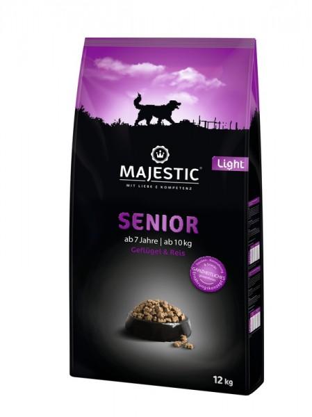 Majestic Senior Geflügel & Reis 12 Kg