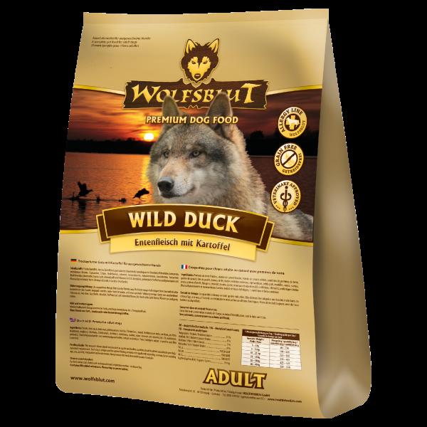 Wolfsblut Wild Duck Ente Kartoffeln