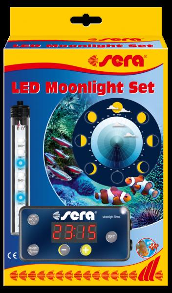 Sera LED Moonlight Set Mondphasensimulation