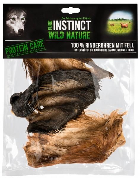 Pure Instinct Rinderohren mit Fell 3 Stück