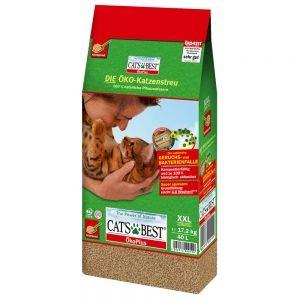 Cats Best Öko Plus 40 Liter