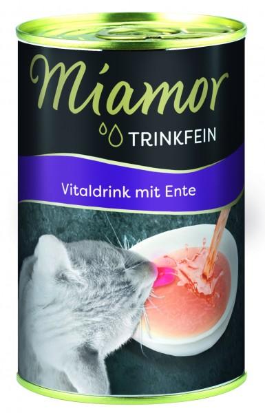 Miamor Trinkfein Vitaldrink Ente 135 ml