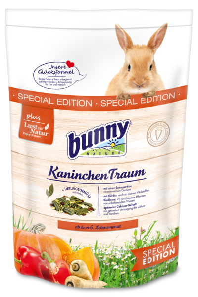 Bunny KaninchenTraum Special Edition 4 kg