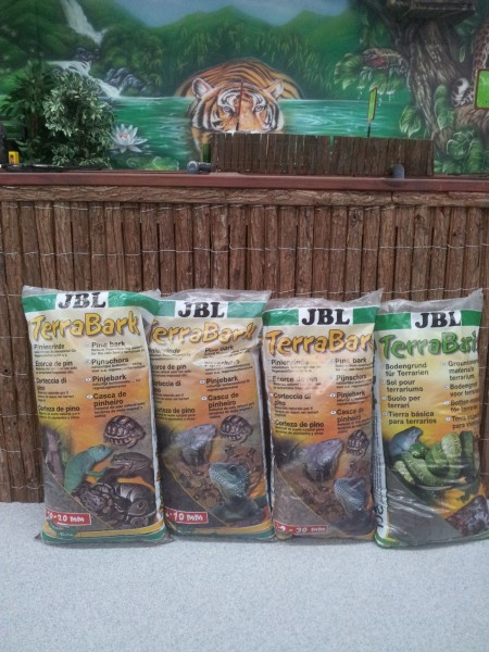 JBL Terra Bark S 2-10 mm 20 L