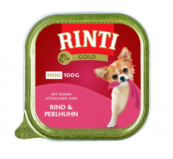 Rinti Gold Mini Schale 100 g versch. Sorten