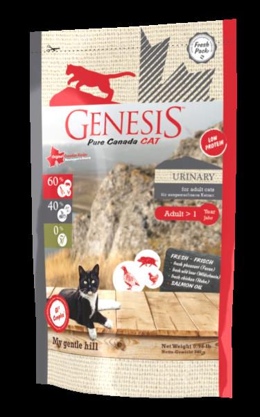 Genesis Cat Urinary My gentle hill