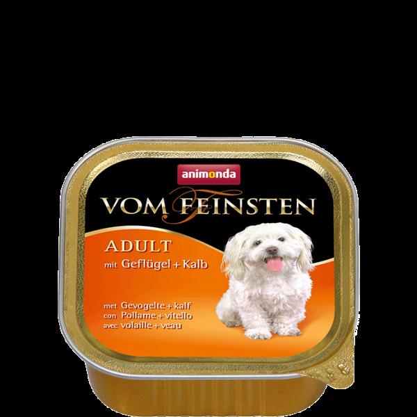 Animonda Vom Feinsten Hund Adult 150 g Schale