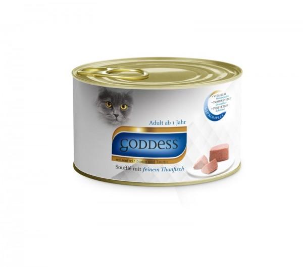Goddess Soufflé mit edlem Thunfisch 85 g