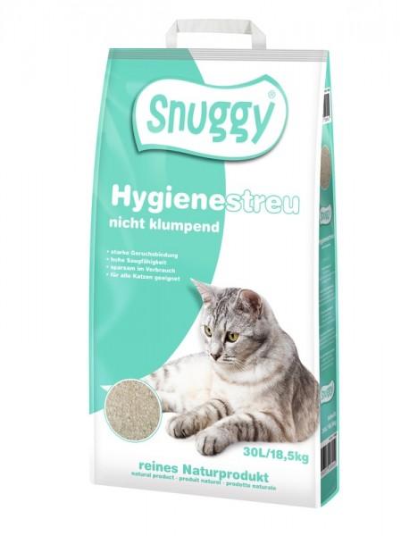 Snuggy Hygienestreu für Katzen 20 kg Beutel