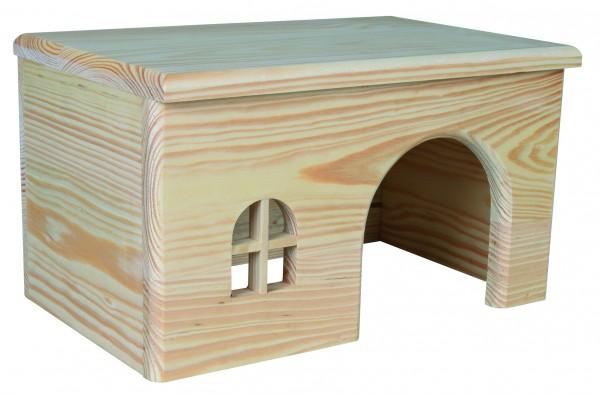 Trixie Holzhaus für Kaninchen 40x23x20 cm