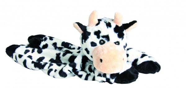 Trixie Kuh Plüsch 48 cm mit Quietschi