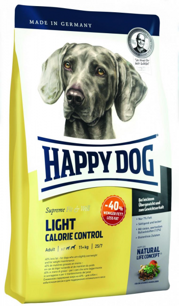 Happy Dog Supreme Light Calorie Control
