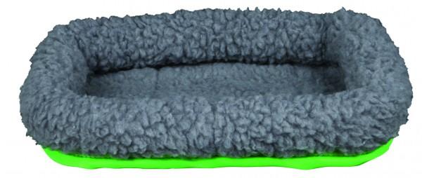 Trixie Kuschelbett für Nager 30 x 22 cm grau grün