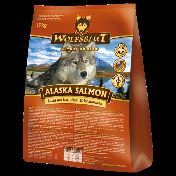 Wolfsblut Alaska Salmon Lachs