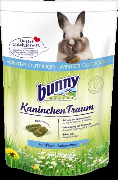 Bunny KaninchenTraum Winter Outdoor 4 kg