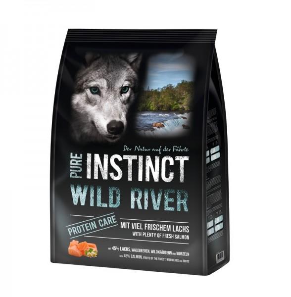 Pure Instinct Adult Lachs Wild River 4 kg