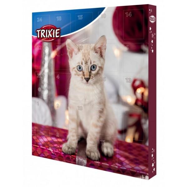 TRIXIE Xmas Adventskalender für Katzen