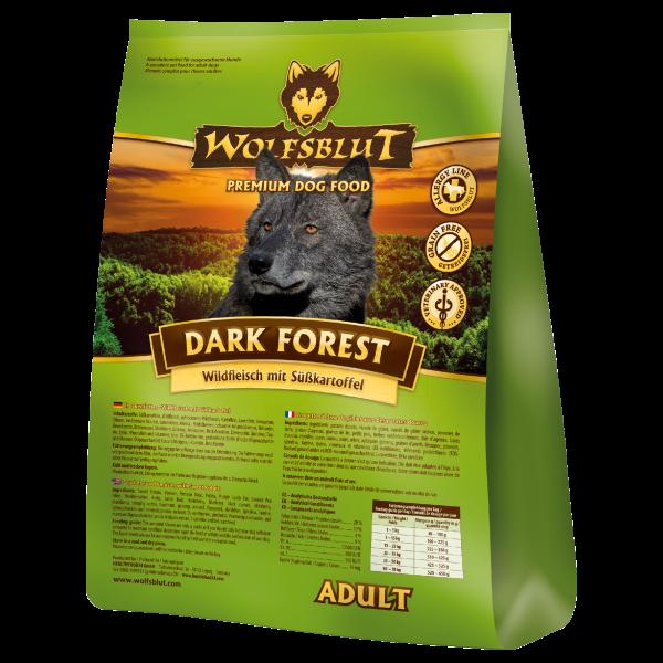Wolfsblut Dark Forest Wildfleisch
