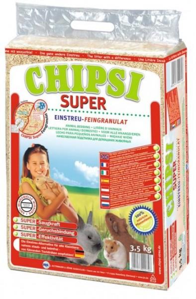 Chipsi Super Nagereinstreu 3,4 kg