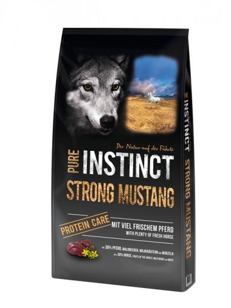 Pure Instinct Adult Perd Süßkartoffel Strong Mustang 4 Kg