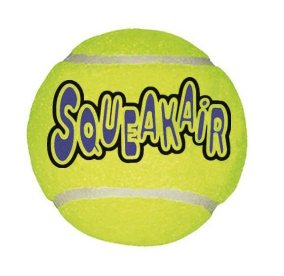 KONG Tennis Balls Squeakair