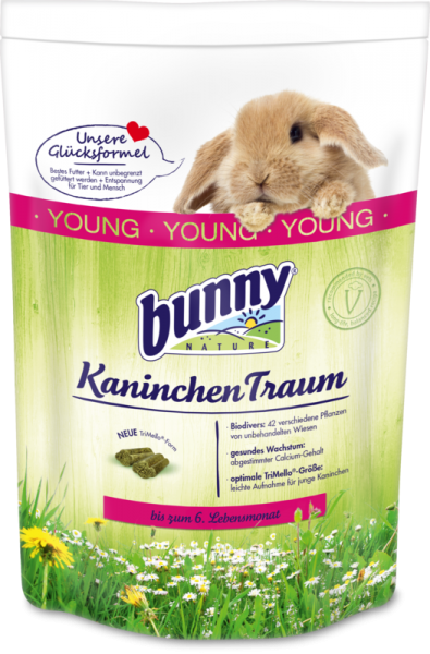 Bunny KaninchenTraum Young 1,5 kg