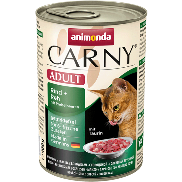 Animonda Carny Adult 400 g