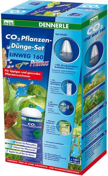 Dennerle CO2 Set Einweg 160 Primus