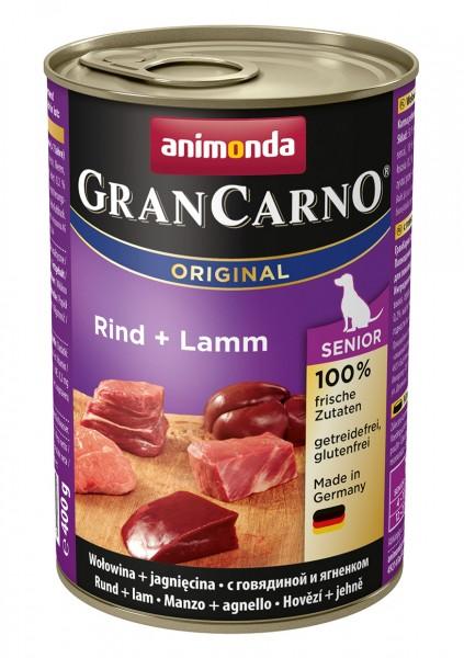 Animonda GranCarno Adult mit Rind + Lamm 400 g