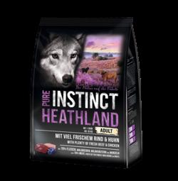 Pure Instinct Adult Rind & Huhn Heathland 1 Kg