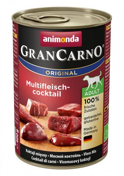 Animonda GranCarno Adult mit Multifleischcocktail400 g
