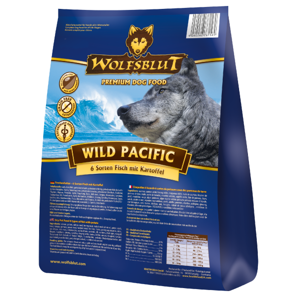 Wolfsblut Wild Pacific Seefisch