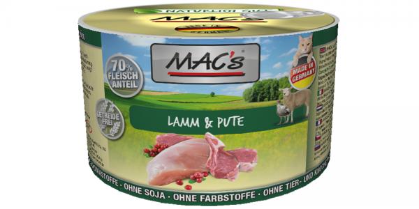 Macs Dose Lamm + Pute 200 g