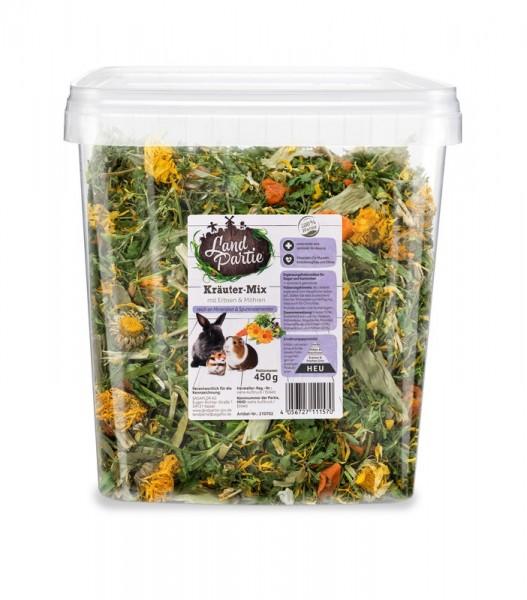 LandPartie Kräuter Mix mit Erbsen und Möhren 450g