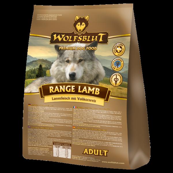 Wolfsblut Range Lamb Lamm & Reis
