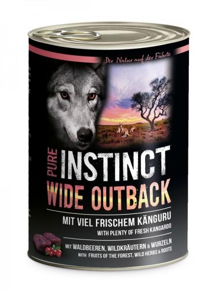 Pure Instinct Känguru Wide Outback 400 g