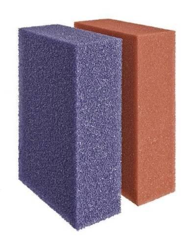 Oase Biotec Ersatzschwamm Set Rot Violett 40.000 / 140.000