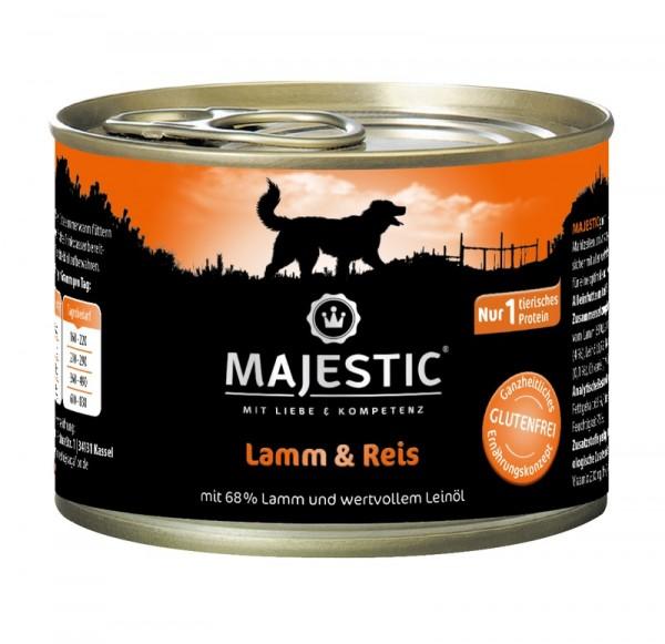 MAJESTIC Hund 200 g Dose